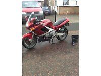 Breaking Kawasaki zzr 600 1996