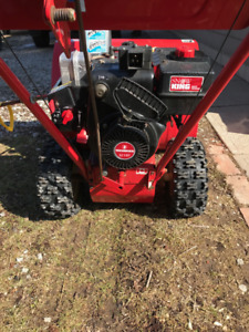 10hp Snowblower with Electric start