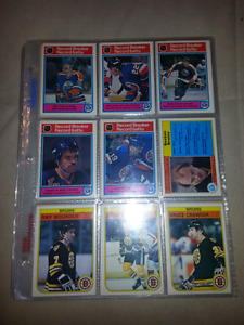1982-83 O-Pee-Chee Complete Set