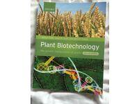 Plant Biotechnology Glasgow Uni Life Sciences Textbook