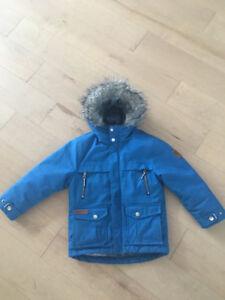 Manteau hiver garçon Columbia enfant XXSmall (4-5 ans)