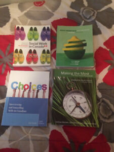 SELLING SOCIAL SERVICE WORKER FIRST SEMESTER TEXTBOOKS