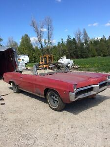 1967 pontiac two plus two convertible