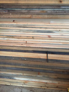 tongue and grove flooring and other lumber