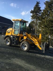 ZL12 F Loader NEW 4x4 SPECIAL OFFER REDUCED
