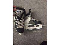 Ice skates size 5