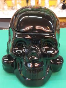Skull & Crossbones Cookie Jar