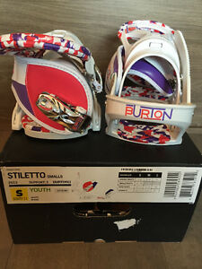 BURTON SNOWBOARD BINDINGS --- BRAND NEW !!!