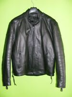 River Road - Leather Cruiser Jacket - Medium at RE-GEAR
