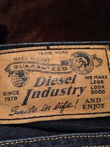 Diesel Industry denim jeans division  West Island Greater Montréal image 3