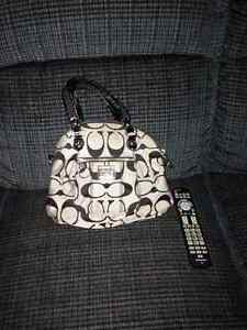 AUTHENTIC Coach Purse Prince George British Columbia image 1