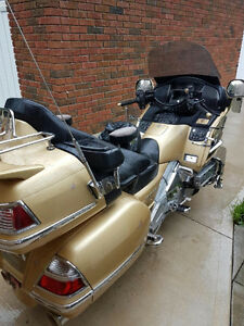 2006 Honda Goldwing 1800 Anniversary Edition