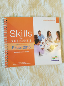 ITM100-Skills for Success with Microsoft Excel 2016