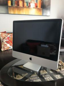 iMac 24 inch 2.4 GHz Core 2 Duo (T7700)