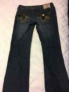 Ladies True Religion Jeans (2 Pairs) $40.00 per pair