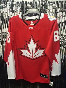 Brand New Adidas Team Canada Hockey Jerseys