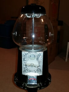 ( reproduction ) vintage gumball machine