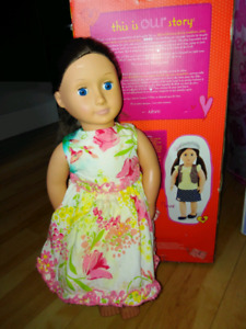 OUR STORY DOLL FOR SALE
