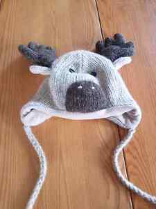 Toddlers Moose hat