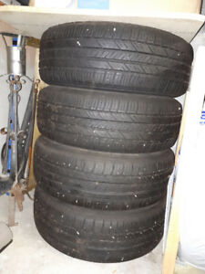 Good Year All Season - 205/65 R15 - 94H with rims