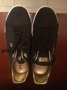 Puma gold edition sneakers