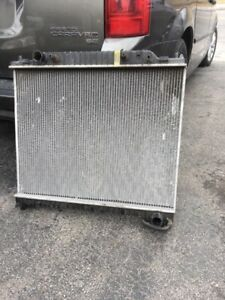 Radiator Ford Econoline