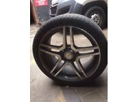 Mercedes alloys 18 inch 5x112
