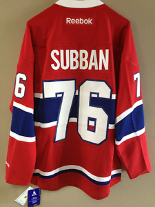 Montreal Canadiens P.K. Subban Jersey