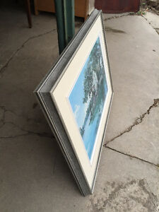 Beautiful Framed Picture Peterborough Peterborough Area image 3