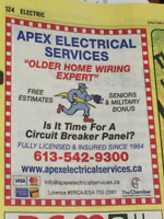 IS IT TIME TO REPLACE YOUR FUSE BOX TO CIRCUIT BREAKERS?