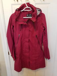 Kuhl Lena Rain Coat - Size Small