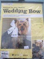 Best pet wedding bow for your wedding!