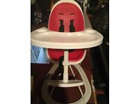 Ickle bubba 360' spin high chair