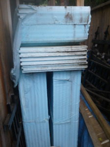 Blue SM R7 2x8x1 and 1/2 inch Insullation