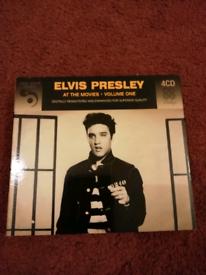 Elvis Presley. At the movies vol 1. 4CD set.