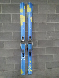 Ladies Telemark Skis and Boots