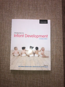 Introduction to Infant Development: A Canadian Edition