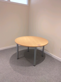 Round Office Table/Meeting Table