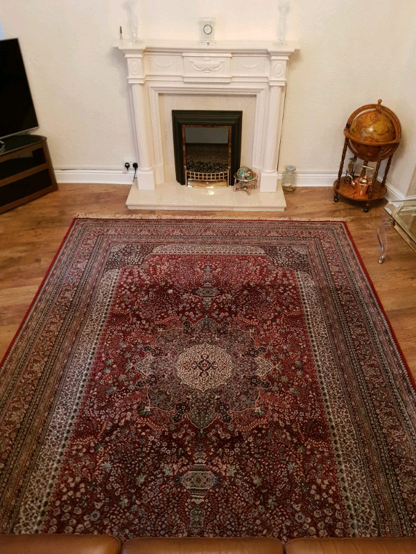Large Genuine Hand Made Persian Rug In East End Glasgow Gumtree