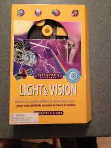 BRAND NEW  Light and Vision Science Kit London Ontario image 1