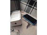 iPhone 5c blue Vodafone