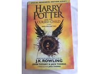 Brand new Harry Potter book