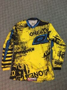 Men's small oneal motocross jersey.