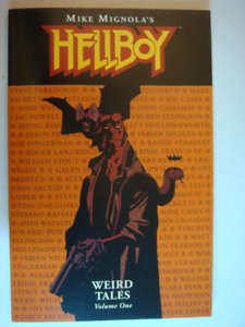 Hellboy & B.P.R.D. 24 Issue Trade Paperback Collection