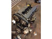 Astra 1600 engine