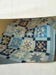 Sewing machine blankets