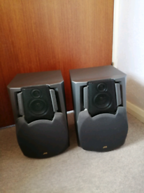 JVC Labyrinth Speakers