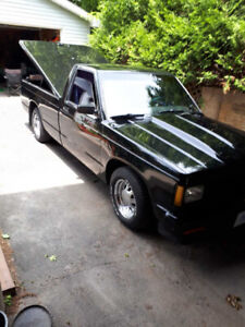 Chevy S-10 Custom Long Box