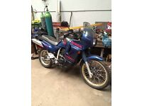 HONDA ADVENTURE BIKE TRANSALP XL600