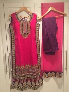Indian Pakistani fashion saree suit anarkali lengha dress